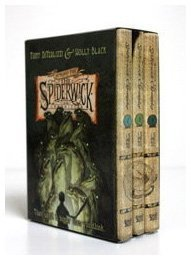 Beyond the Spiderwick Chronicles: The Nixies Song, A Giant Problem, The Wyrm King  (Beyond the Spiderwick Chronicles, #1-3) Tony DiTerlizzi