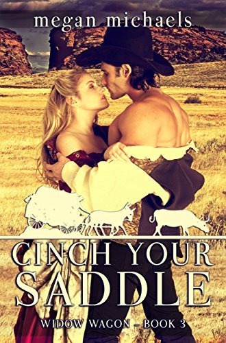 Cinch Your Saddle (Widow Wagon, #3)  by  Megan Michaels