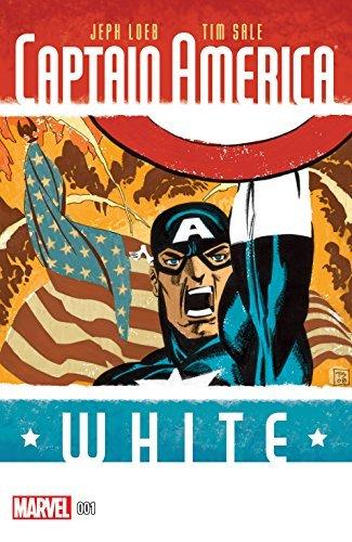 Captain America: White #1 (of 5) Jeph Loeb