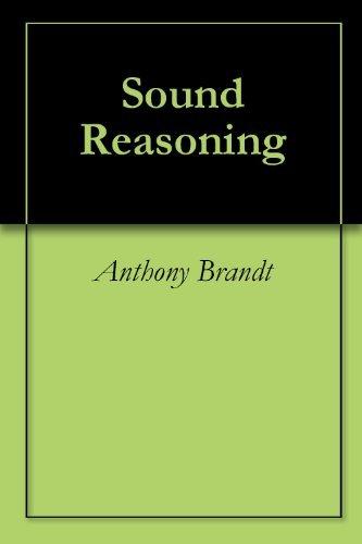 Sound Reasoning Anthony Brandt