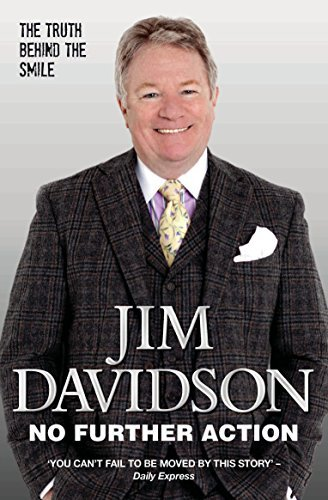 No Further Action - The Truth Behind the Smile  by  Jim Davidson
