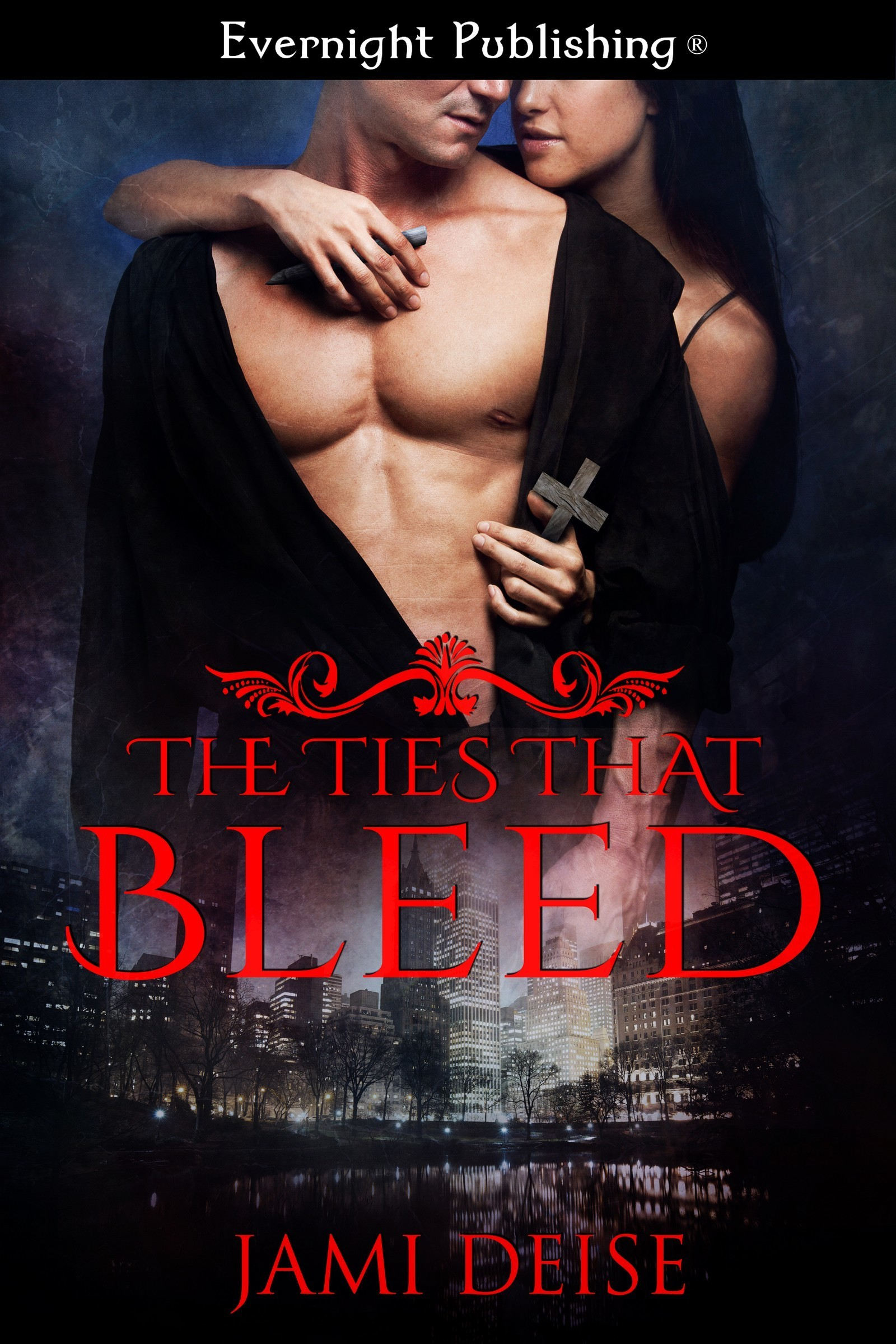 The Ties That Bleed  by  Jami Deise