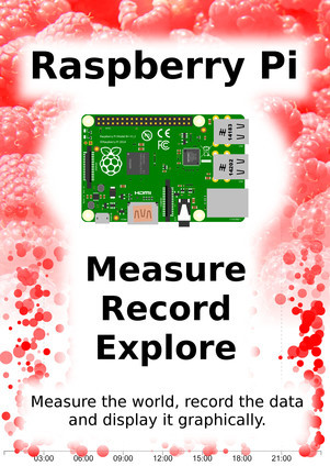 Raspberry Pi: Measure, Record, Explore.  by  Malcolm Maclean