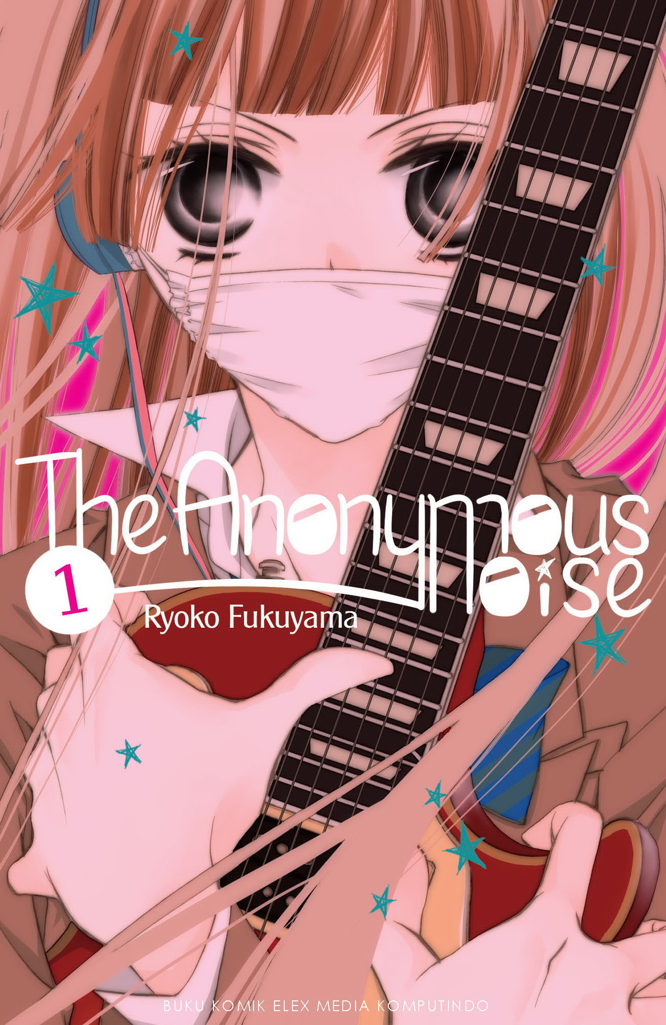 The Anonymous Noise vol. 01 (The Anonymous Noise, #1) Ryōko Fukuyama