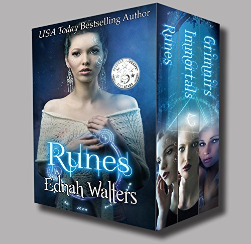 Runes Boxed Set (Books 1-3, YA Paranormal Romance): Runes Series  by  Ednah Walters