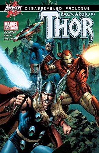 Thor (1998-2004) #81 Michael Avon Oeming