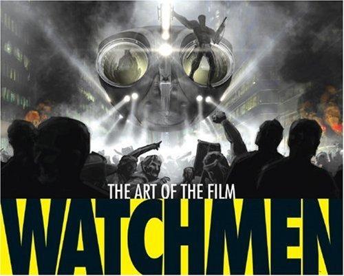 Watchmen: The Art of the Film Peter Aperlo