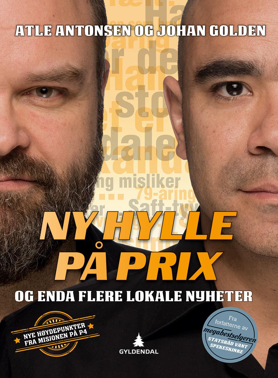 Ny Hylle på Prix (Misjonens lokale nyheter #2) Atle Antonsen