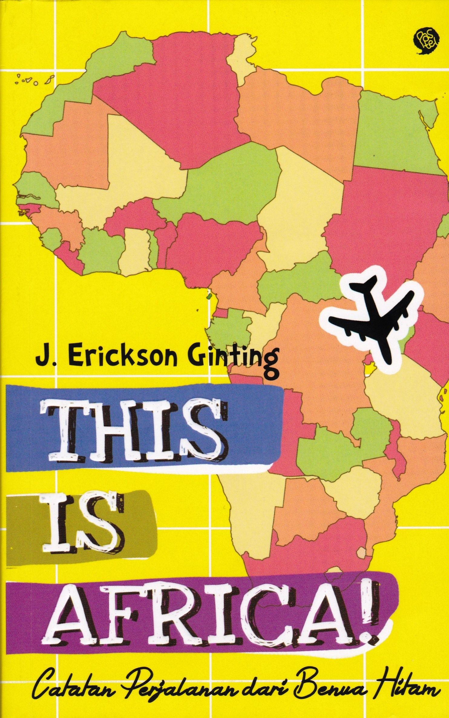 This is Africa!  by  John Erickson Ginting