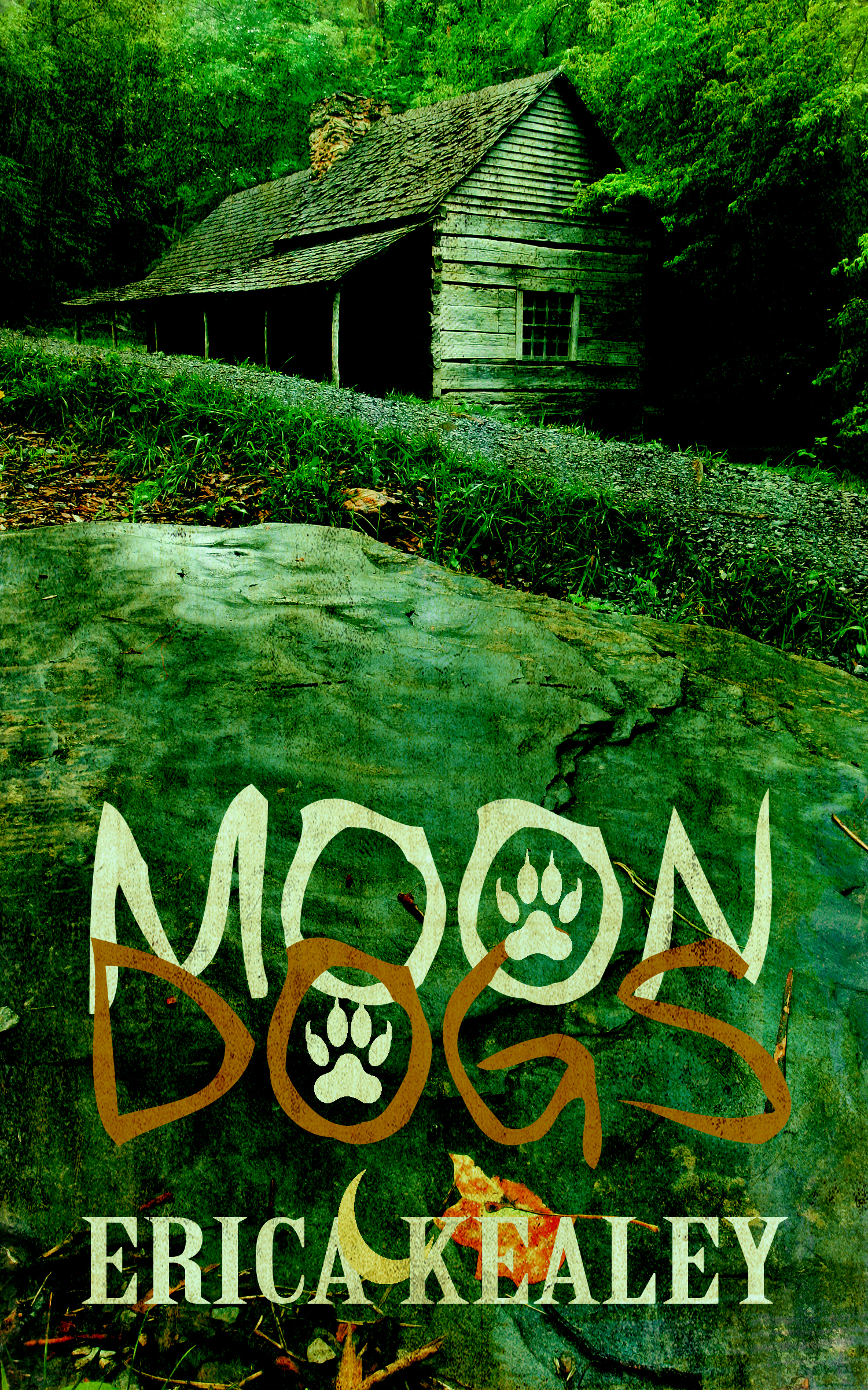 Moon Dogs  by  Erica Kealey