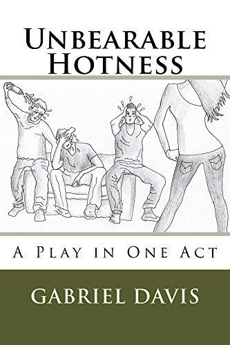 Unbearable Hotness  by  Gabriel Davis
