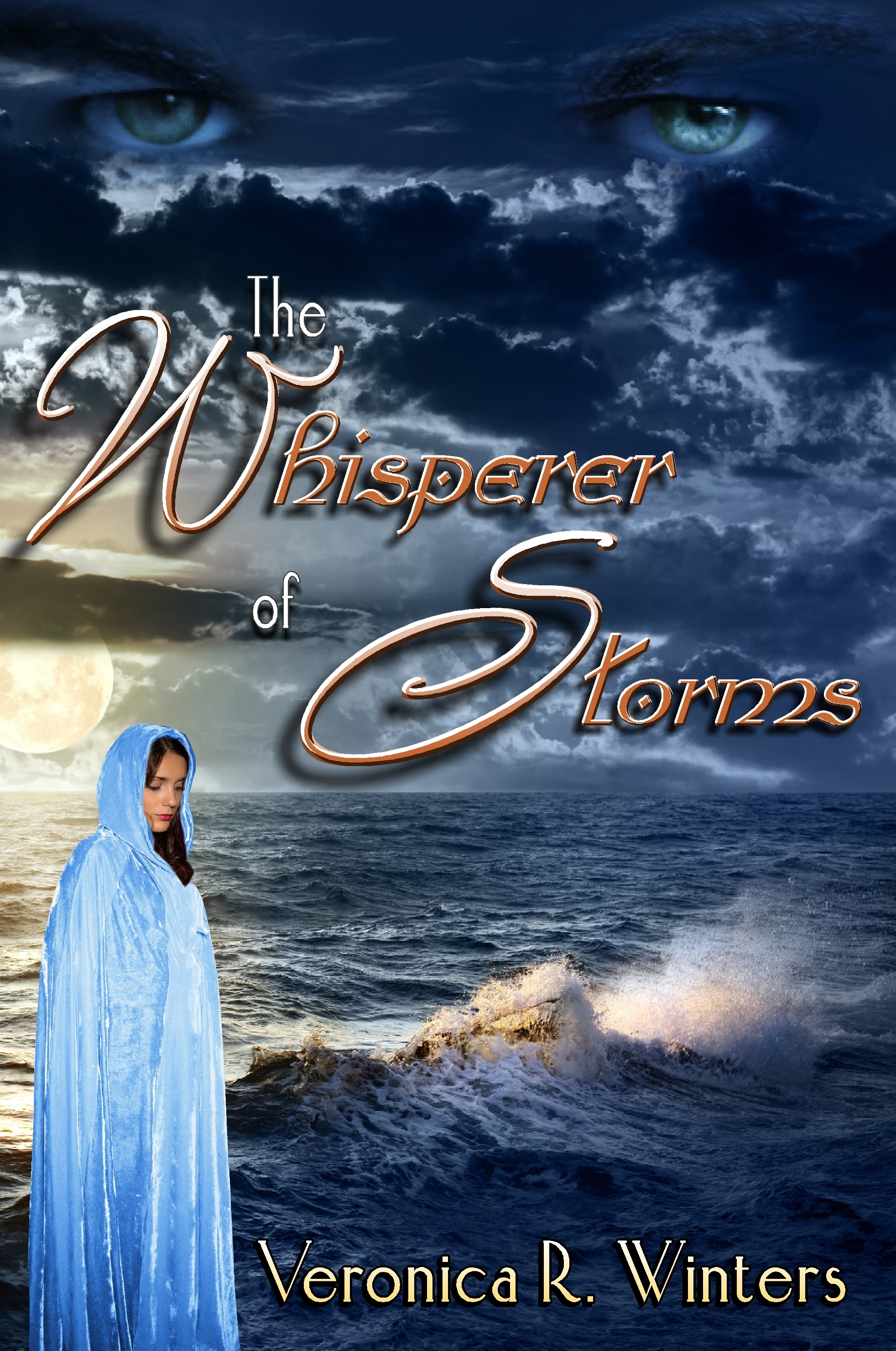 The Whisperer of Storms Veronica R. Winters