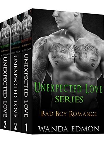 Unexpected Love Series  by  Wanda Edmond
