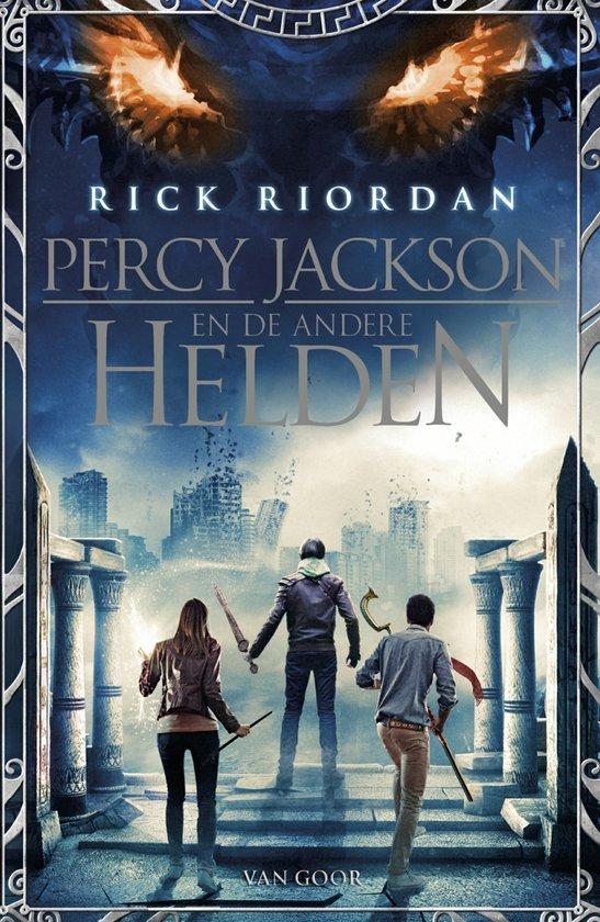 Percy Jackson en de andere helden Rick Riordan