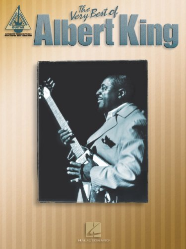 The Very Best of Albert King Songbook  by  Albert King