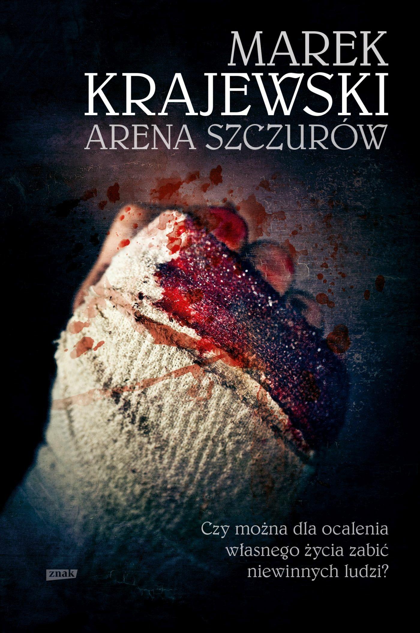 Arena szczurów Marek Krajewski