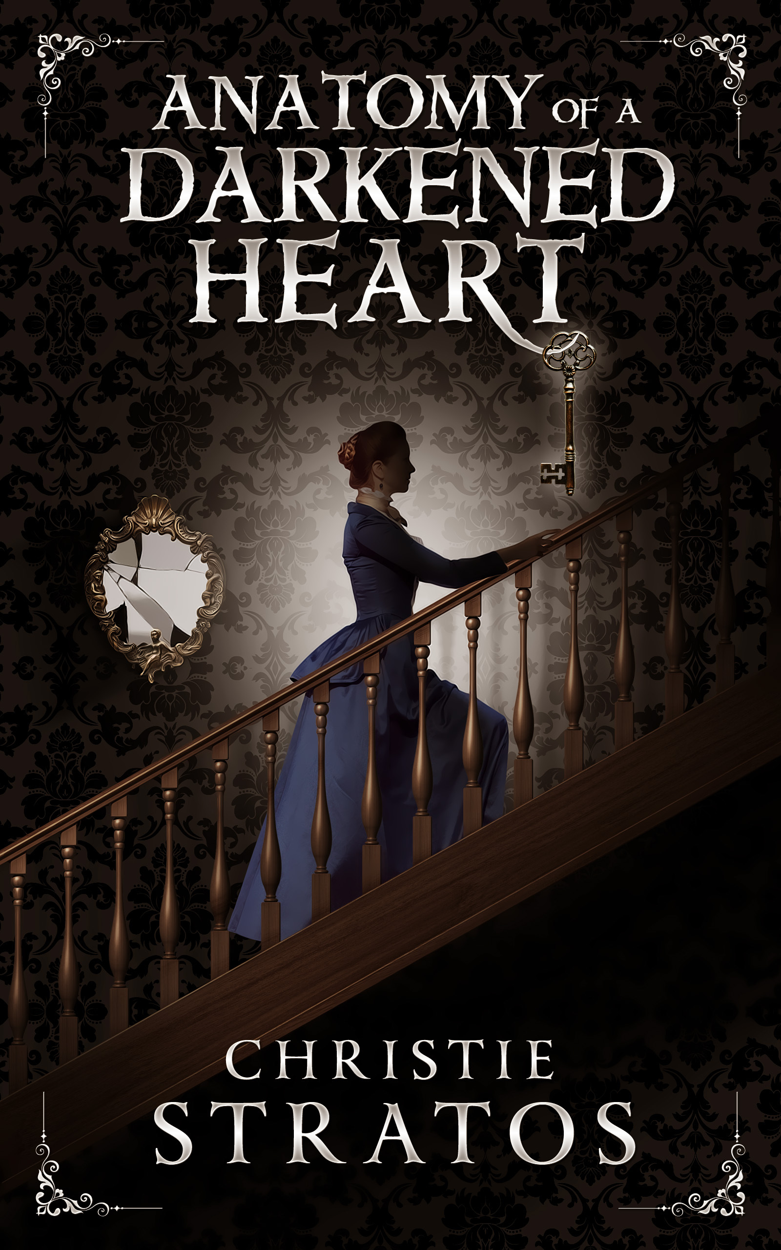 Anatomy of a Darkened Heart (Dark Victoriana Collection Book 1)  by  Christie Stratos