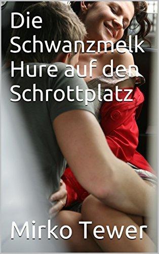 Die Schwanzmelk Hure auf den Schrottplatz  by  Mirko Tewer