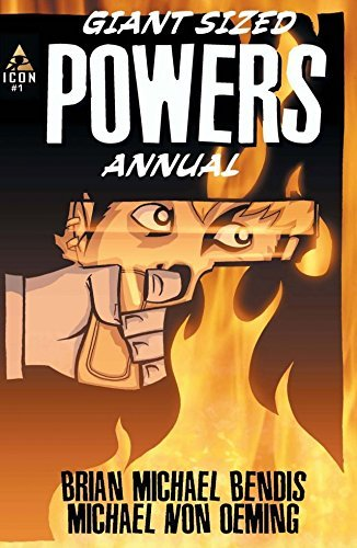 Powers (2000-2004) Annual #1  by  Brian Michael Bendis