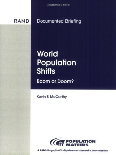 World Population Shifts: Boom or Doom?  by  Kevin McCarthy