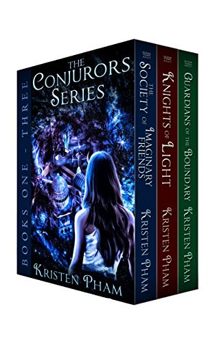 The Conjurors Collection, Books 1-3 (The Conjurors Series)  by  Kristen Pham
