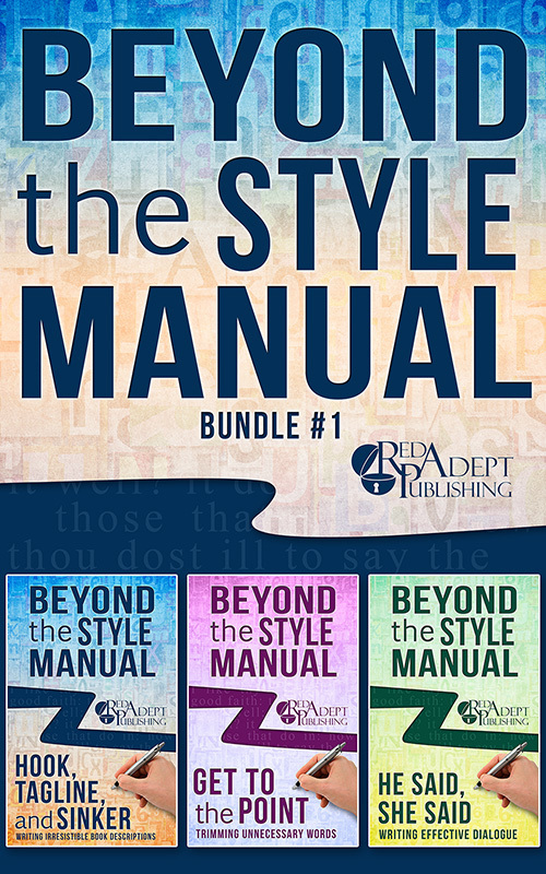 Beyond the Style Manual: Bundle #1  by  Kris James