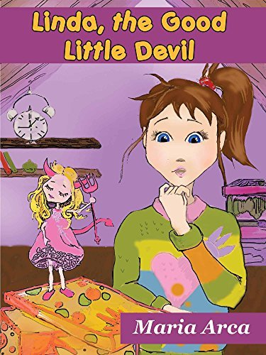 Linda, the Good Little Devil  by  Maria Arca