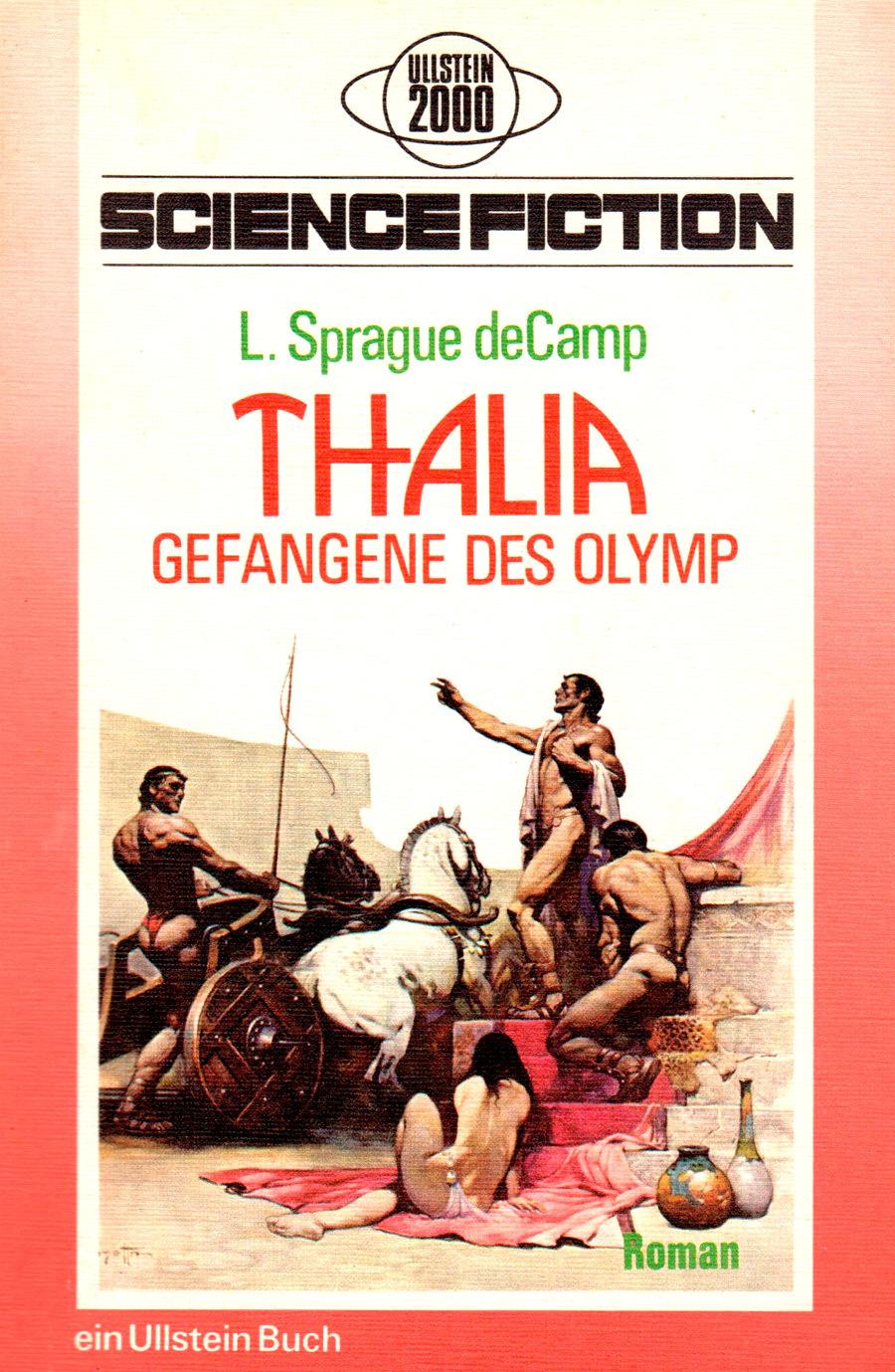 Thalia - Gefangene des Olymp  by  Lyon Sprague de Camp