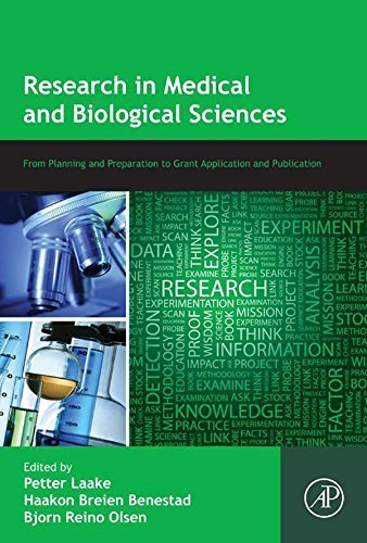 Research in Medical and Biological Sciences: From Planning and Preparation to Grant Application and Publication Petter Laake