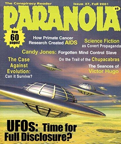 PARANOIA Issue #27 Olav Phillips