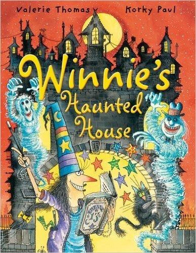 Winnies Haunted House  by  Valerie Thomas