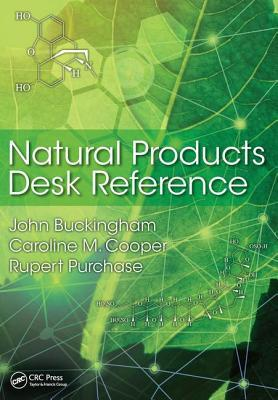 Natural Products Desk Reference John Buckingham