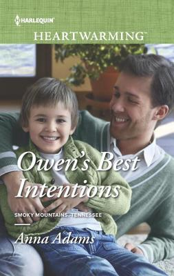 Owens Best Intentions  by  Anna Adams