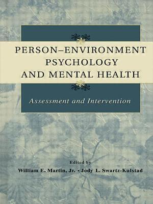 Person Environment Psychology And Mental Health Assessment And Intervention By William E Martin Jr Pdf Epub Fb2 Djvu Talking Book Mp3 Txt Rtf Projekt Zam Pl