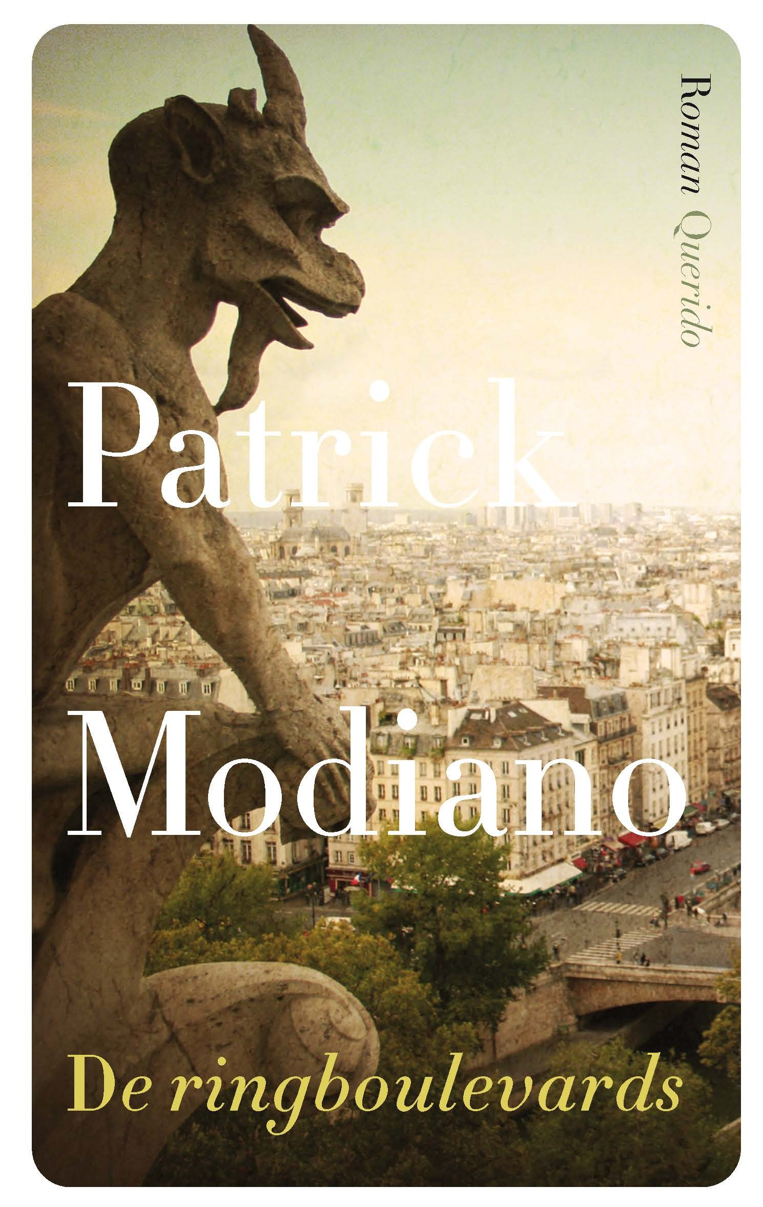 De ringboulevards Patrick Modiano