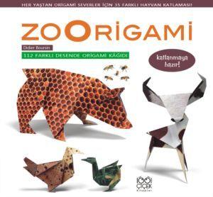 Zoorigami  by  Didier Boursin