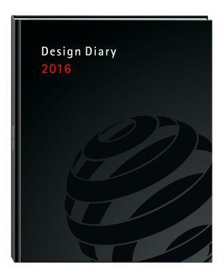 Design Diary 2016 Peter Zec