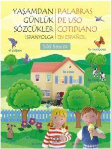 Yaşamdan Günlük Sözcükler İspanyolca  by  Usborne