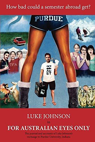 For Australian Eyes Only Luke      Johnson