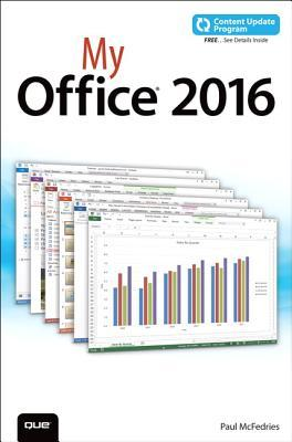 My Microsoft Office 2016  by  Paul McFedries