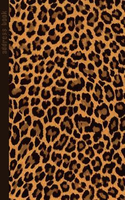 Address Book: Leopard Print Gifts / Presents ( Small Telephone and Address Book )  by  Smart Bookx