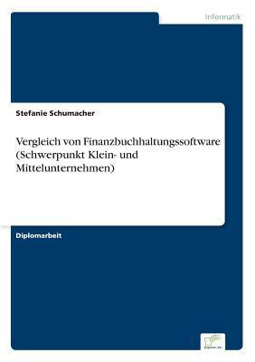 Vergleich Von Finanzbuchhaltungssoftware Stefanie Schumacher