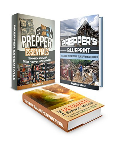 Preppers Box Set: Emergency Preparedness Manual That Will Teach You How to Survive a Natural Disaster  by  Gregorio Vance