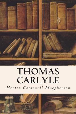 Thomas Carlyle  by  Hector Carsewell Macpherson