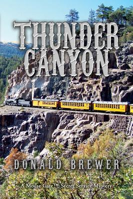 Thunder Canyon  by  Donald Brewer