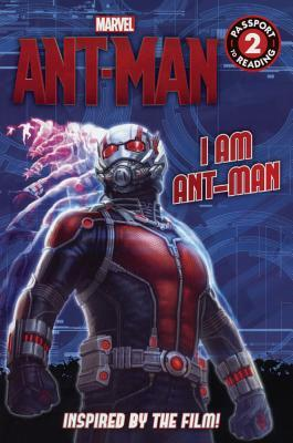 Ant-Man: I Am Ant-Man  by  Marvel Comics