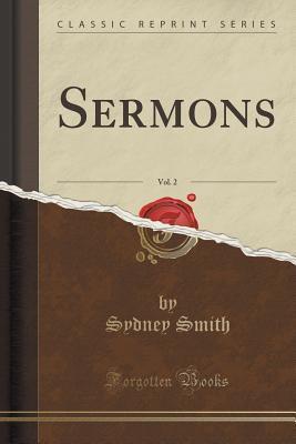 Sermons, Vol. 2 Sydney Smith