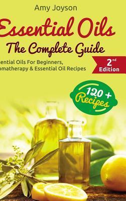 Essential Oils  by  Amy Joyson