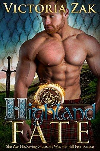Highland Fate (Guardians of Scotland, #3) Victoria  Zak