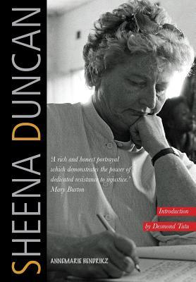 Sheena Duncan Annemarie Hendrikz